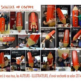 Schilick on Carnet, 3ème édition, c'est déja fini !!!